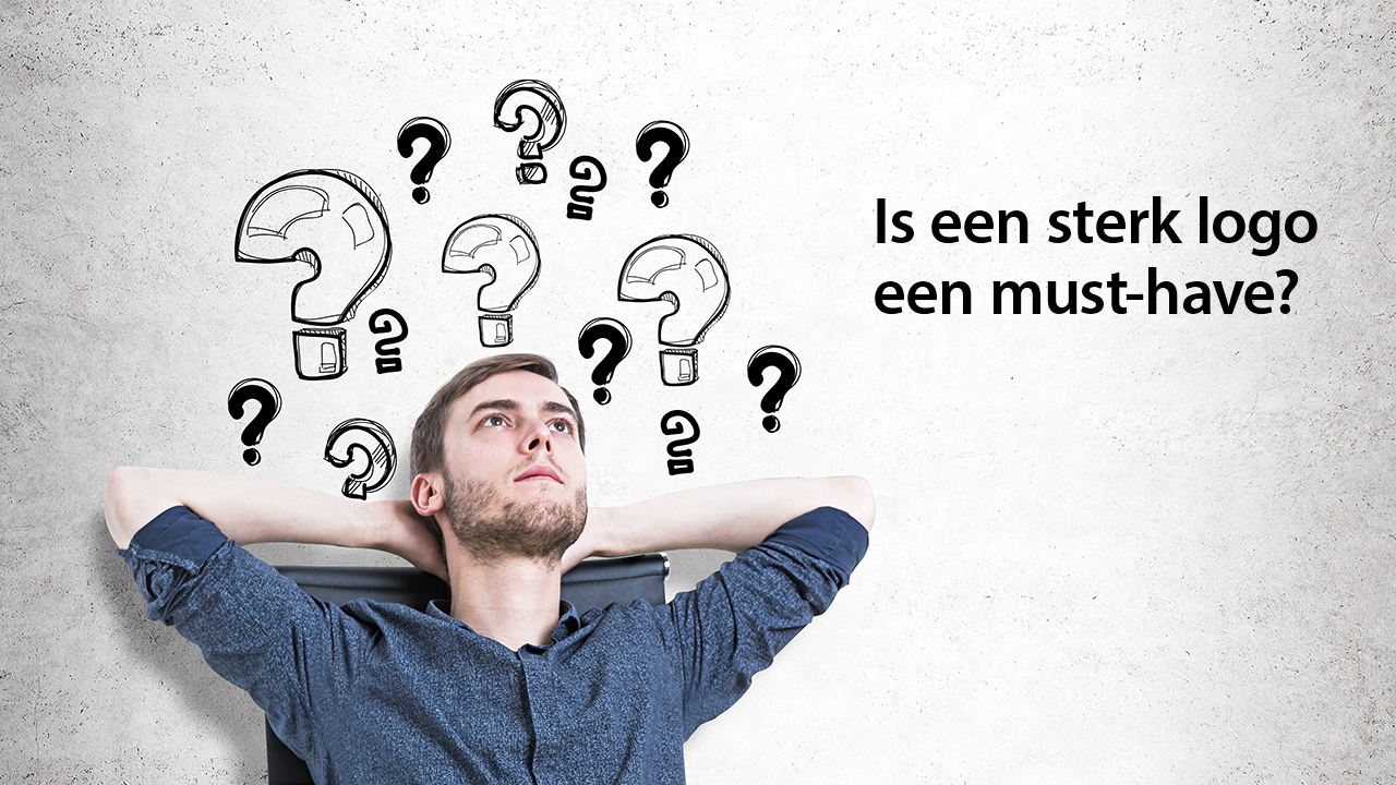 Is een sterk logo een must-have?