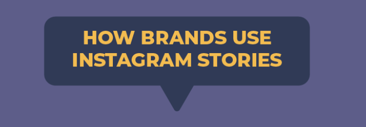 how brands use instagram