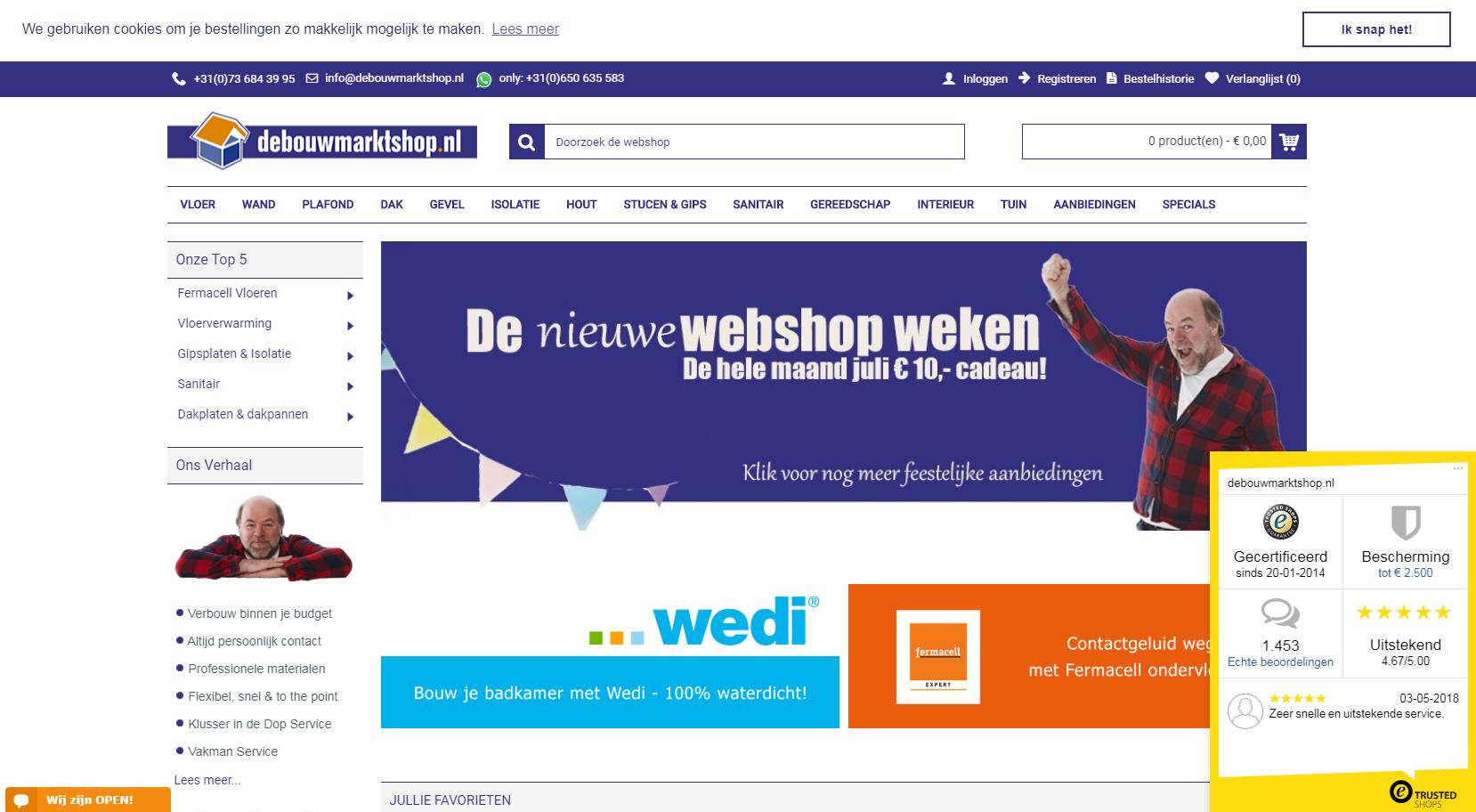 webshop van bouwmarktshop.nl