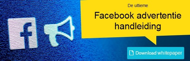 Gratis Whitepaper download | Facebook advertentie handleiding
